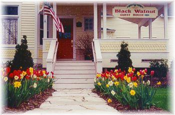 Black Walnut Guest House, Sturgeon Bay, Wisconsin