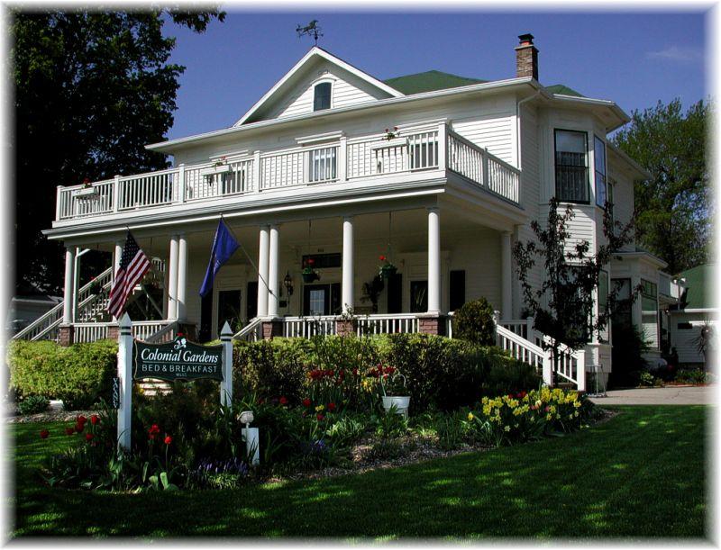 Colonial Gardens B B Sturgeon Bay Wisconsin Inns