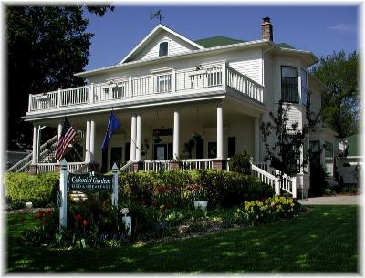 Colonial Gardens B&B, Sturgeon Bay, Wisconsin