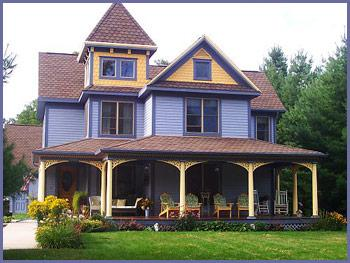 Miller's Daughter B&B, Green Lake, Wisconsin