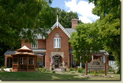 The Steamboat House Bed & Breakfast, Galena, Wisconsin