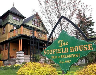 Scofield House Bed and Breakfast, Sturgeon Bay, Wisconsin