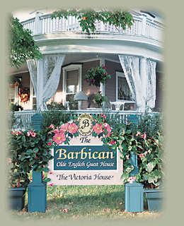 The Barbican Olde English Guest House, Sturgeon Bay, Wisconsin