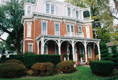 Orris House Inn - B & B and intimate gatherings, Mechanicsburg, Pennsylvania, Romantic