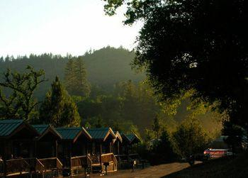 Yosemite Pines RV Resort and Family Lodging, Groveland, California, Pet Friendly, Romantic